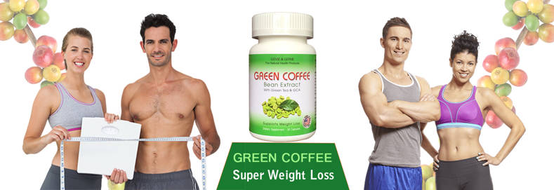 Green Coffee Bean Extract 13