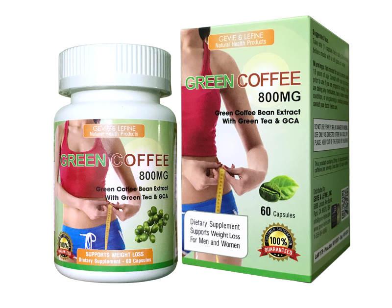 Green Coffee 800mg - 60 vien-01