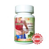Green Coffee 800mg - 60 vien